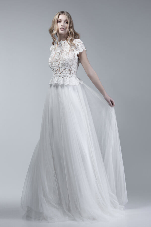 angelika dluzen bridal skirt collection couture stuen brude nederdele