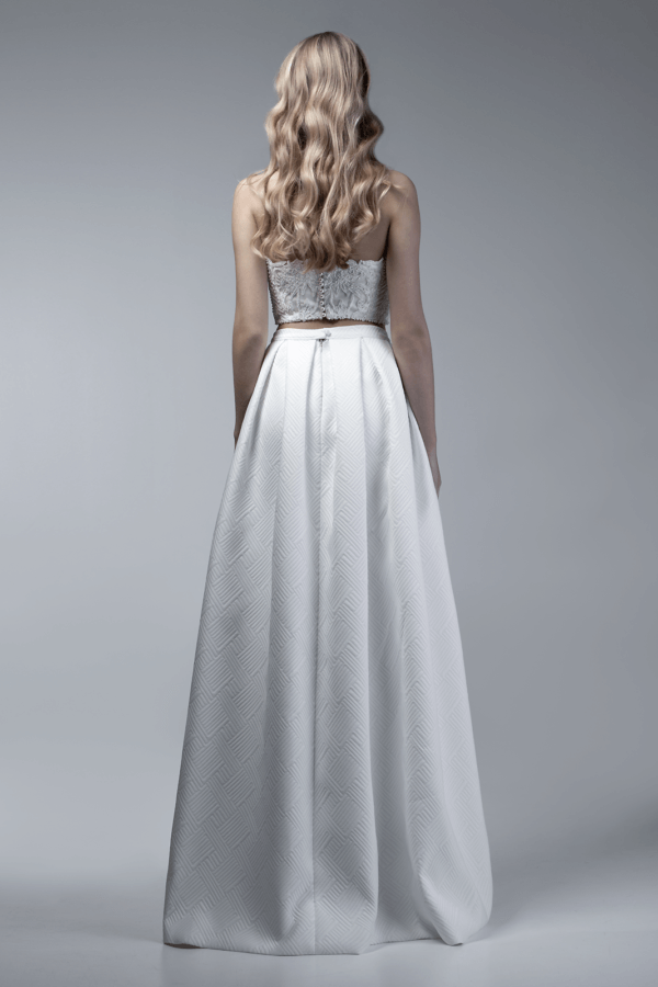 angelika dluzen couture stuen bridal skirt collection brude nederdele